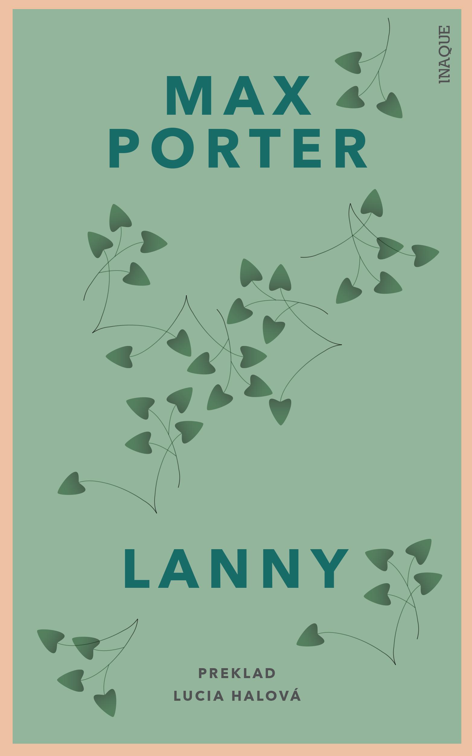 Max Porter_Lanny